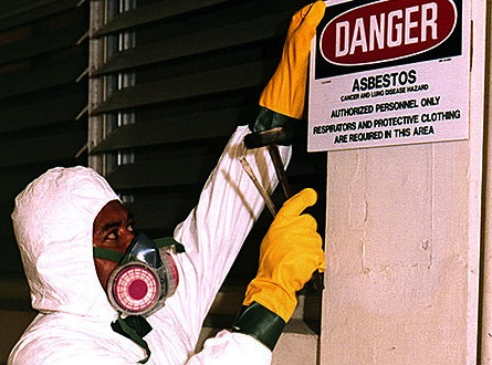 Colorado asbestos removal