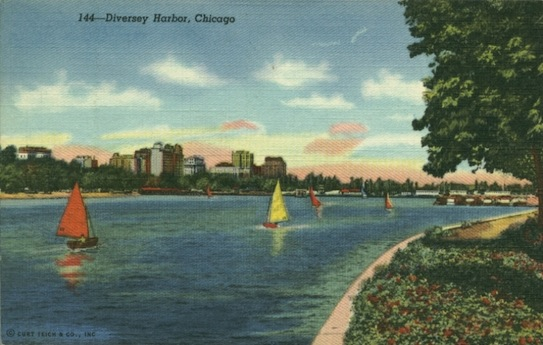 Diversey Harbor, Chicago