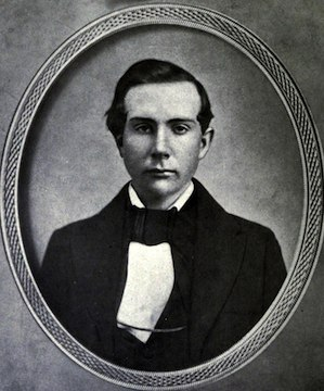 John Rockefeller at 18 years