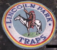 Lincoln Park Traps Badge