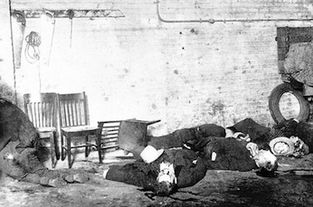 St. Valentine's Day Massacre, 1929