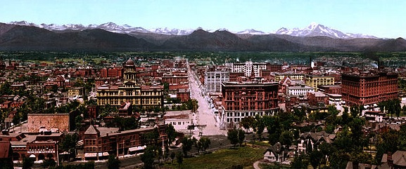 Denver, Colorado 1898