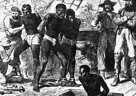 an introduction to the issue of slavery in american history Slavery, by definition, is the first historical form of exploitation, under which a slave along with different implements of production becomes the private property of the slave owner.