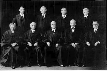 The Supreme Court in 1932